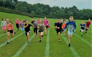 running camp, crowthorne, berkshire, sandhurst