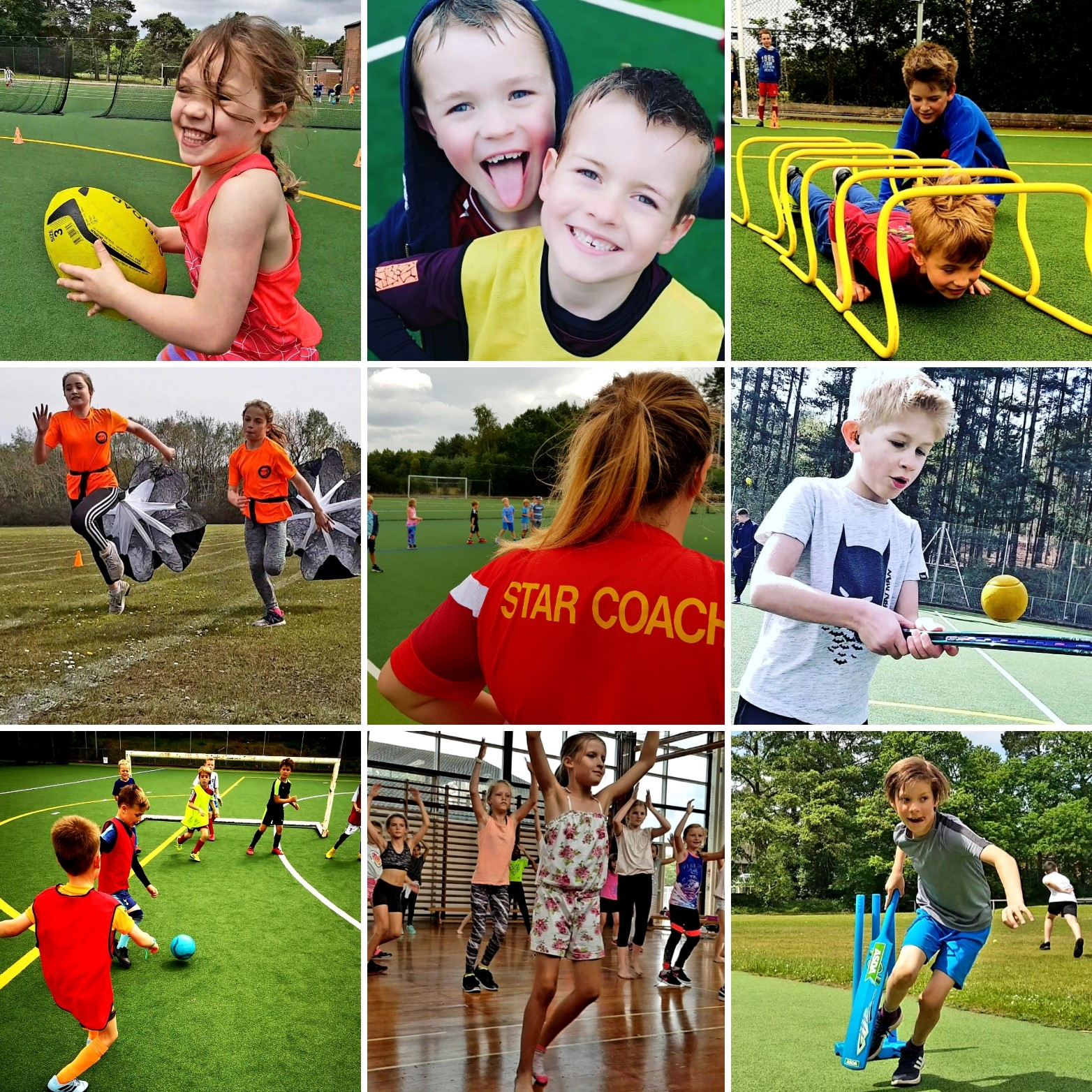 sports camp, childcare, crowthorne, sandhurst, holiday club, holiday camp